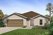 New Homes in Mulberry, FL - Plan 1865