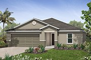 New Homes in Mulberry, FL - Plan 2003 Modeled