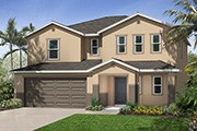 New Homes in Mulberry, FL - Plan 2159