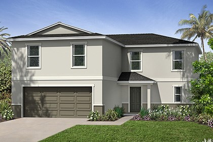 New Homes in Mulberry, FL - Elevation B