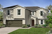 New Homes in Mulberry, FL - Plan 2384