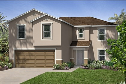 New Homes in Mulberry, FL - Elevation D