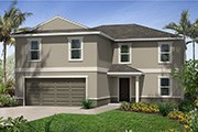 New Homes in Mulberry, FL - Plan 2550