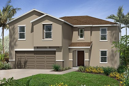 New Homes in Mulberry, FL - Elevation C