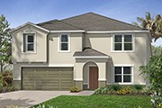 New Homes in Mulberry, FL - Plan 3007