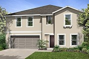 New Homes in Mulberry, FL - Plan 3187