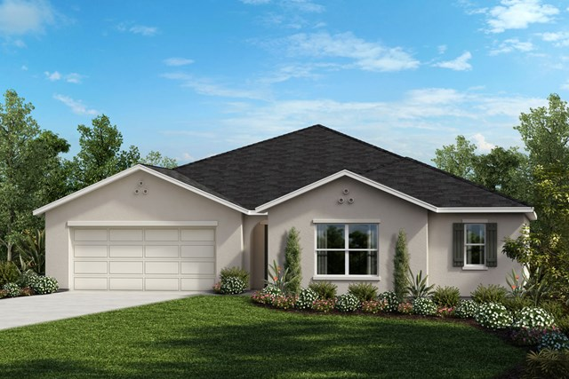 New Homes in Apopka, FL - Elevation C