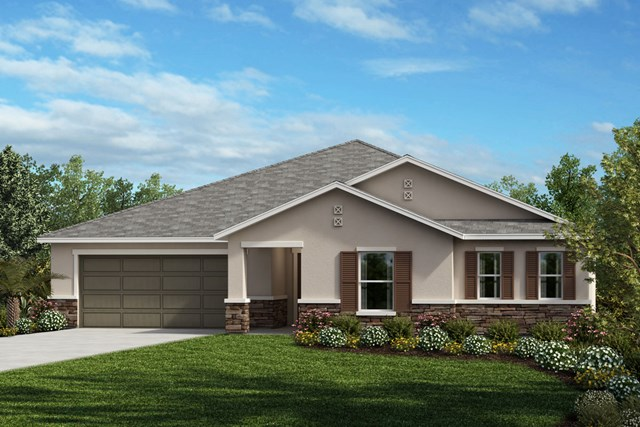New Homes in Apopka, FL - Elevation D