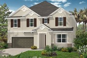 New Homes in Apopka, FL - Plan 3203