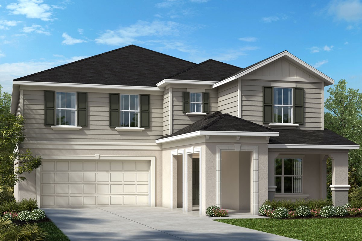 New Homes in Apopka, FL - Carriage Hill Plan 3530