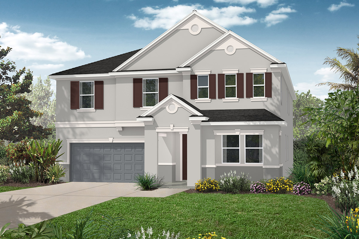 Plan 3782 New Home Floor Plan In Carriage Hill By Kb Home