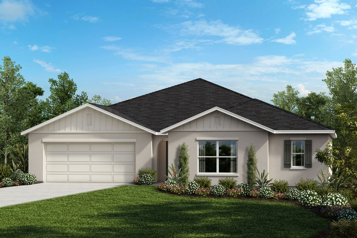 New Homes in Apopka, FL - Carriage Hill Plan 2342