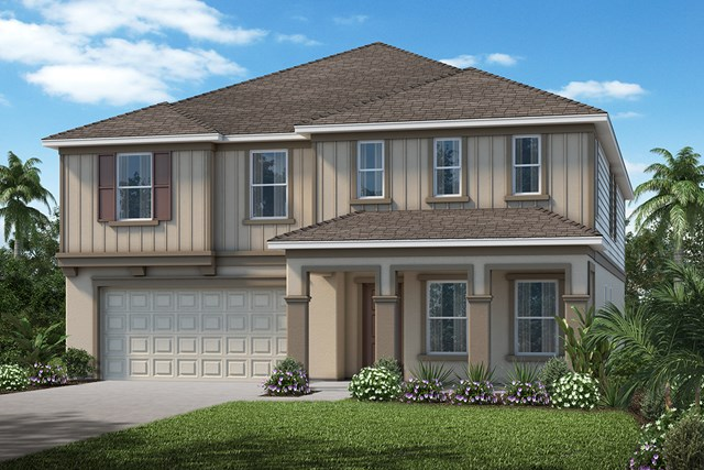 New Homes in Apopka, FL - Elevation H