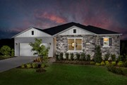 New Homes in Apopka, FL - Plan 2342 Modeled
