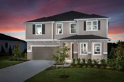 New Homes in Apopka, FL - Plan 3203 Modeled