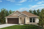 New Homes in Kissimmee, FL - Plan 1989