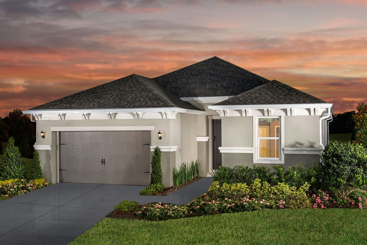 New Homes in Orlando, FL - Creekstone Plan 1899