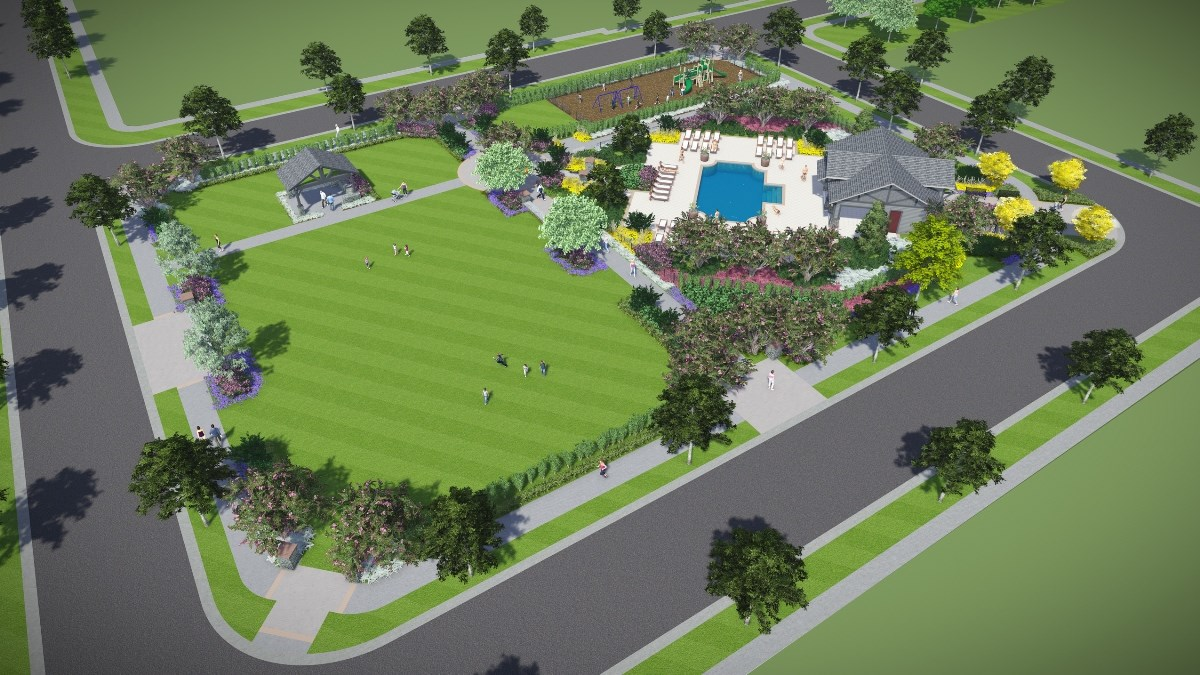 New Homes in Orlando, FL - Creekstone Future Amenity Center