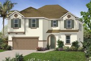 New Homes in Orlando, FL - Plan 2843 - Modeled