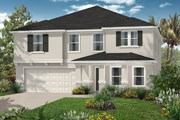 New Homes in Orlando, FL - Plan 3203