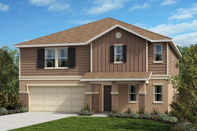 New Homes in Orlando, FL - Elevation H