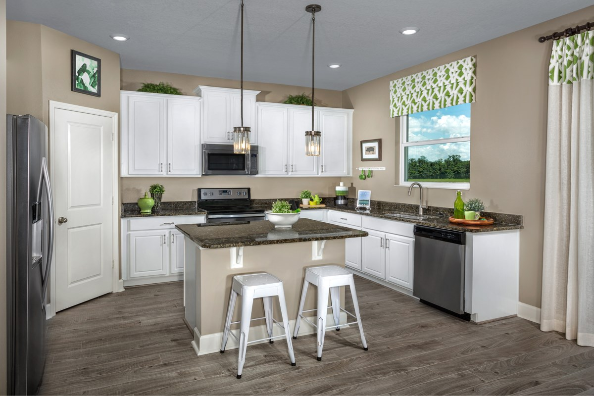 New Homes in Orlando, FL - Creekstone 1899 Kitchen