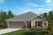 New Homes in Kissimmee, FL - Plan 1286