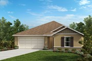 New Homes in Kissimmee, FL - Plan 1541