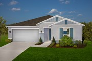 New Homes in Kissimmee, FL - Plan 1541 - Modeled