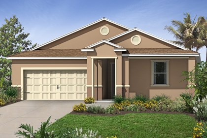 New Homes in Kissimmee, FL - Elevation C