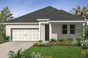 New Homes in Kissimmee, FL - Plan 2127 Modeled