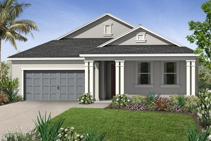 New Homes in Kissimmee, FL - Elevation E
