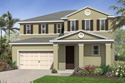 New Homes in Kissimmee, FL - Plan 2431