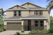 New Homes in Kissimmee, FL - Plan 3009 Modeled