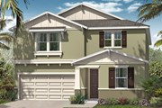 New Homes in Kissimmee, FL - Plan 3205