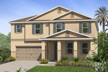 New Homes in Kissimmee, FL - Elevation B