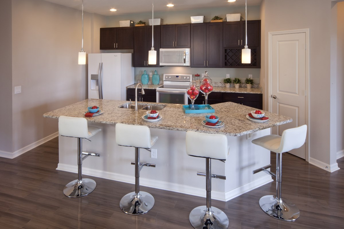 New Homes in Kissimmee, FL - Enclave at Tapestry 1973 Kitchen