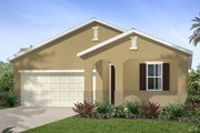 New Homes in Kissimmee, FL - Plan 1973 - Modeled