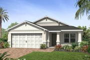 New Homes in Kissimmee, FL - Plan 2091