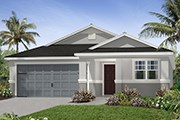 New Homes in Kissimmee, FL - Plan 2180