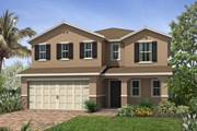 New Homes in Kissimmee, FL - Plan 2448