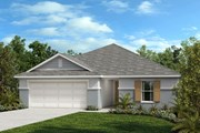 New Homes in Mascotte, FL - Plan 1707