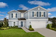 New Homes in St. Cloud, FL - Plan 2545 Modeled