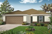 New Homes in St. Cloud, FL - Plan 1787