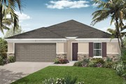New Homes in St. Cloud, FL - Plan 1989