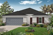 New Homes in St. Cloud, FL - Plan 2034