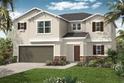 New Homes in St. Cloud, FL - Plan 2254