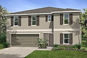 New Homes in St. Cloud, FL - Plan 3187