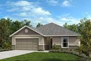 New Homes in St. Cloud, FL - Plan 1989 Modeled