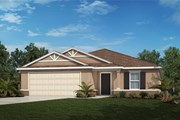 New Homes in St. Cloud, FL - Plan 2333